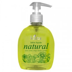 NATURAL SOAP LIQUID - KAITA  X  330  ML
