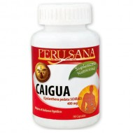 PERUSANA - CAPSULES OF CAIGUA, JAR X 90 UNITS 400 MG