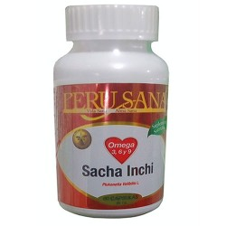 PERUSANA - SACHA INCHI OIL OMEGA 3,6 AND 9 X 60 SOFT CAPSULES 1 GR