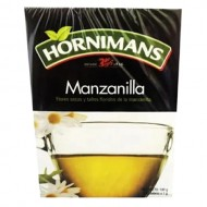 HORNIMANS - CHAMOMILE TEA INFUSIONS - BOX OF 100 TEA BAGS