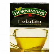 HORNIMANS - LEMON VERBENA TEA INFUSIONS - BOX OF 100 TEA BAGS