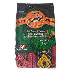 DELISSE - PERUVIAN MICROPULVERIZED TEA POWDER - BAG X 3 KG , OFFER!!