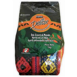 DELISSE - PERUVIAN MICROPULVERIZED TEA POWDER -  BAG X 1 KG , 100% ORGANIC
