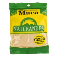 NATURANDES  - PERUVIAN MACA FLOUR POWDER, BAG X 180 GR