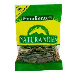EMOLLIENT LEAVES HERBS - NATURANDES , BAG  X 150 GR