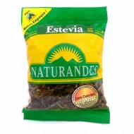 NATURANDES - PERUVIAN STEVIA LEAVES , BAG  X 30 GR