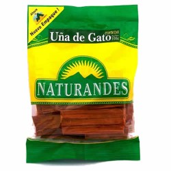 NATURANDES - PERUVIAN CAT'S CLAW FIBER , BAG - X 100 GR