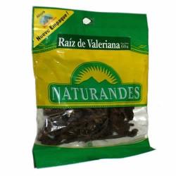 NATURANDES - PERUVIAN VALERIAN ROOT LEAVES , BAG   X 60 GR