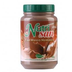 NUTRISAN WITH HEMINIC IRON - FITOSANA X 500 GR