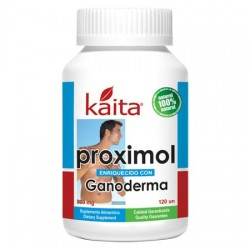 KAITA - PROXIMOL CAPSULES - JAR X 120 UNITS