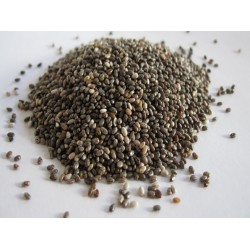 ALL NATURAL - PERUVIAN CHIA SEEDS - BOWL X 500 GR