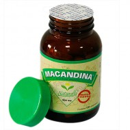 MACANDINA - INCA PERUVIAN MACA 100% NATURAL - JAR X 120 TABLETS 500 MG