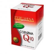 PERUSANA - Q10 COENZIMA CAPSULES 100 mg - JAR X 60 UNITS