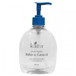 SNAIL SLIME SOAP - KAITA , JAR X  330  ML