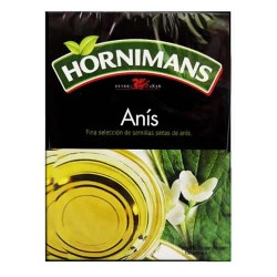 HORNIMANS - ANISE TEA INFUSIONS - BOX OF 100 TEA BAGS