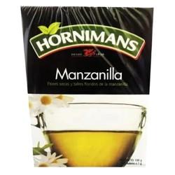 HORNIMANS - CHAMOMILE TEA INFUSIONS - BOX OF 100 TEA BAGS