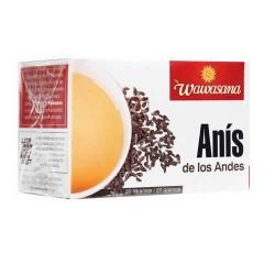 WAWASANA - ANISE BOX OF 25 BAG FILTERS