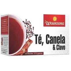 WAWASANA - TEA BOX OF 25 BAG FILTERS