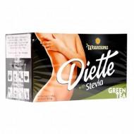 WAWASANA - GREEN TEA DIETTE BOX OF 20 BAG FILTERS