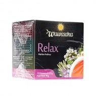 WAWASANA - RELAX BOX OF 12 BAG FILTERS