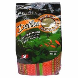 DELISSE - PERUVIAN MICROPULVERIZED TEA POWDER - BAG X 10 KG