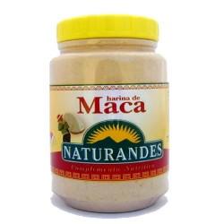 NATURANDES - INCA PERUVIAN MACA FLOUR POWDER , BOWL X 340 GR