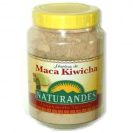 NATURANDES - PERUVIAN MACA AND KIWICHA FLOUR POWDER - BOWL X 340 GR