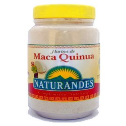 NATURANDES - PERUVIAN MACA AND QUINUA FLOUR POWDER X 340 GR