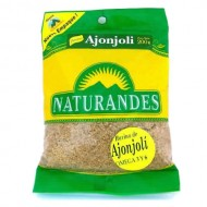 NATURANDES - PERUVIAN SESAME (AJONJOLI) POWDER FLOUR , BAG X 200 GR