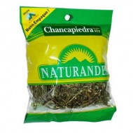 NATURANDES - PERUVIAN CHANCAPIEDRA HERBS LEAVES , BAG X 40 GR